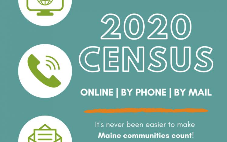 2020 CENSUS - THREE WAYS TO COMPLETE
